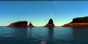 columbrets parque catamaran calma