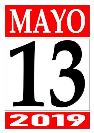 05 MAYO 13