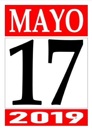 05 MAYO 17