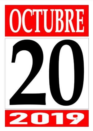 10 OCTUBRE 20