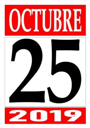 10 OCTUBRE 25